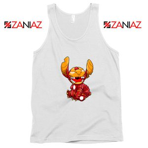 Iron Stitch Superhero Tank Top