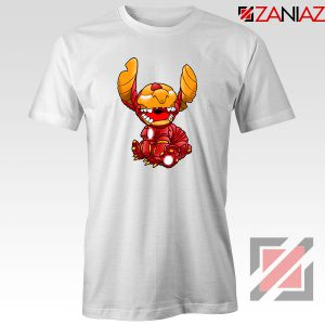 Iron Stitch Superhero Tshirt