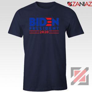 Joe Biden For President Navy Blue Tshirt