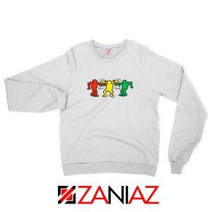 Keith Haring Friends Sweatshirt