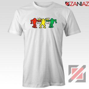 Keith Haring Friends Tshirt