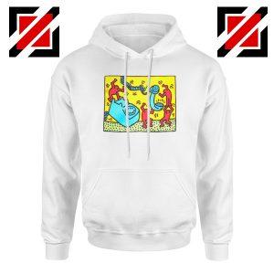 Keith Haring Visual Art Hoodie