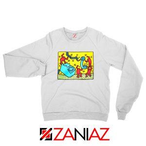 Keith Haring Visual Art Sweatshirt