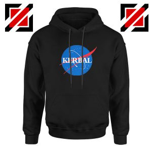 Kerbal Space Program Black Hoodie