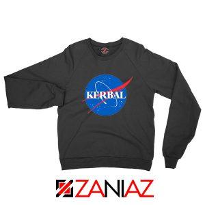 Kerbal Space Program Black Sweatshirt