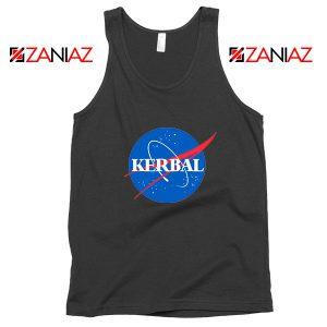 Kerbal Space Program Black Tank Top