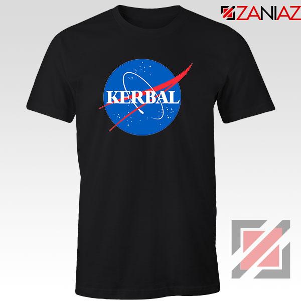 Kerbal Space Program Black Tshirt