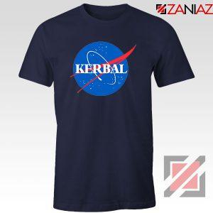 Kerbal Space Program Navy Blue Tshirt