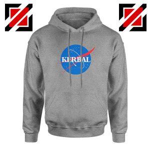 Kerbal Space Program Sport Grey Hoodie
