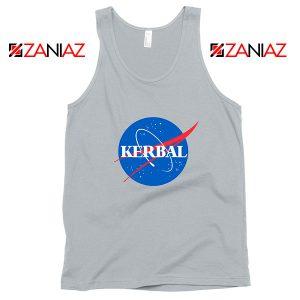 Kerbal Space Program Sport Grey Tank Top