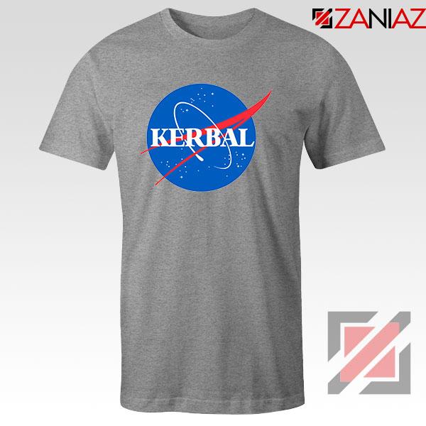 Kerbal Space Program Sport Grey Tshirt