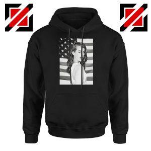Lana Del Rey American Flag Hoodie