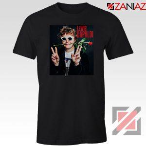 Lewis Capaldi Black Tshirt