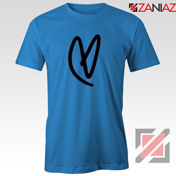 Lovatic Heart Blue Tshirt