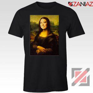 Lovato Monalisa Posters Black Tshirt