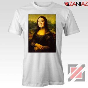 Lovato Monalisa Posters Tshirt