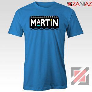 Martin Comedy Blue Tshirt