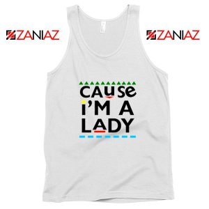 Martin Lawrence Cause I am A Lady Tank Top