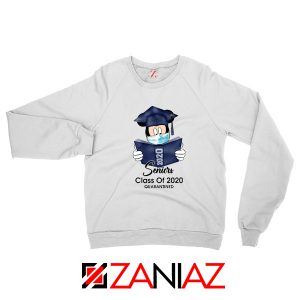 Mickey Seniors Class Of 2020 Sweatshirt