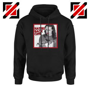 Miranda Sings Haters Back Off Hoodie