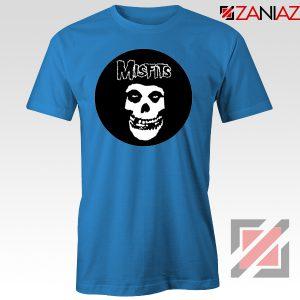Misfits Posters Blue Tshirt