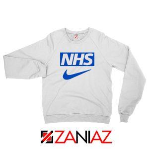 NHS Nike Parody Sweatshirt