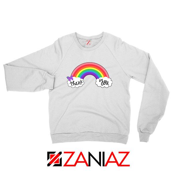 NHS Rainbow Thank You Sweatshirt