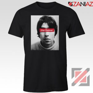 Oasis Band Live Forever Tshirt