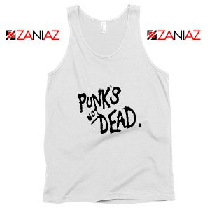 Punk's Not Dead Tank Top