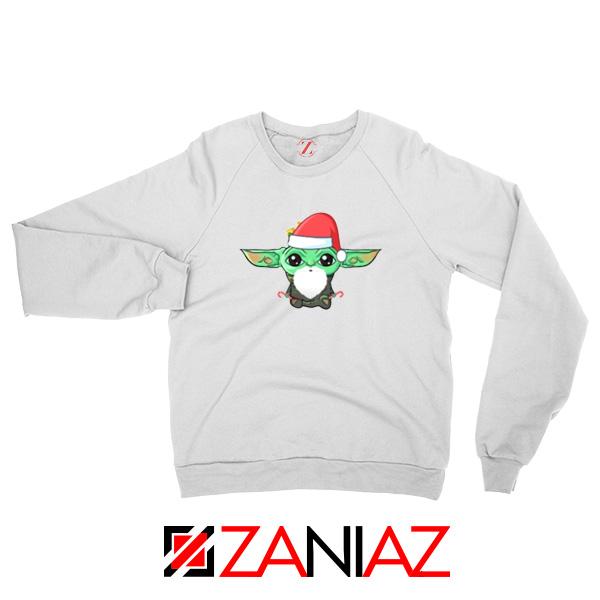 Santa Baby Yoda Sweatshirt