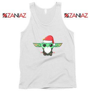 Santa Baby Yoda Tank Top