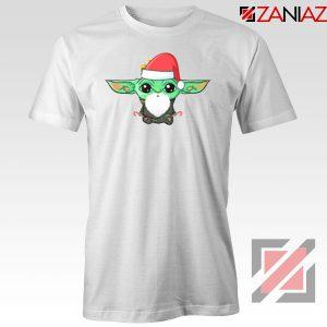 Santa Baby Yoda Tshirt