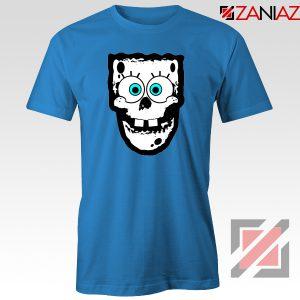 Spongebob Misfits Blue Tshirt