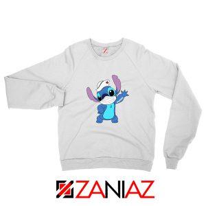 Stitch Nurse Sweatshirt