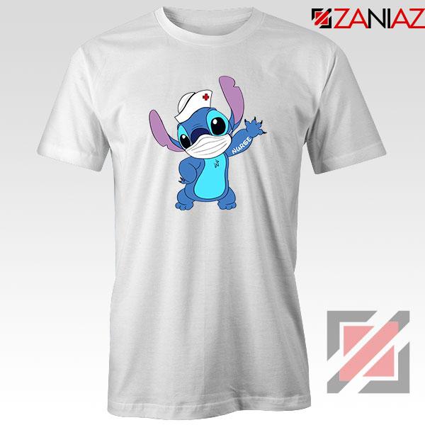 Stitch Nurse Tshirt