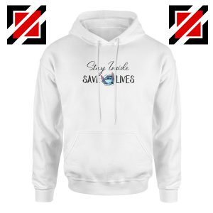 Stitch Social Distancing Hoodie