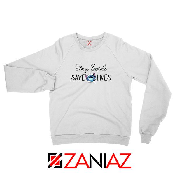 Stitch Social Distancing Sweatshirt