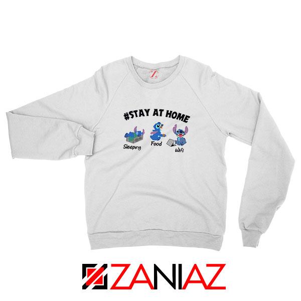 Stitch Stay At Home Sweatshirt