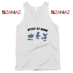 Stitch Stay At Home Tank Top