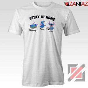 Stitch Stay At Home Tshirt