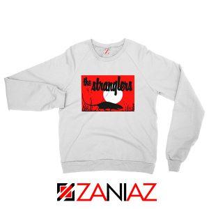 The Stranglers White Sweatshirt