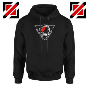 Tribute David Bowie Legend Hoodie