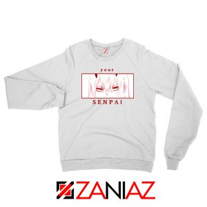 Your Senpai Zero Two Sweatshirt