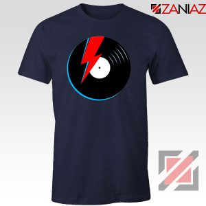 Ziggy Stardust Navy Blue Tshirt