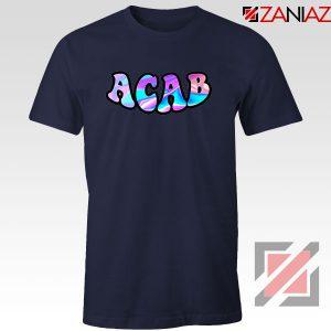 ACAB BLM Navy Blue Tshirt