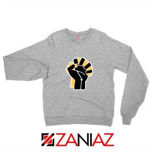 All Hands Together Sport Grey Sweatshirt