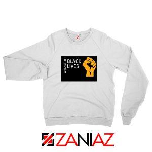 Asians For Black Lives Sweatshirt