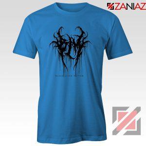 BLM African American Blue Tshirt