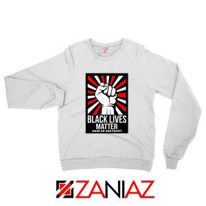 Black Lives Matter Movement Sweatshirt
