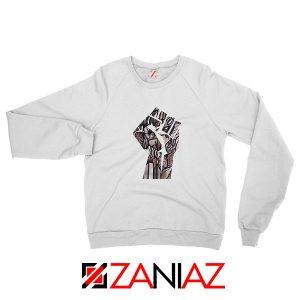 Black Lives Matter Tribute Sweatshirt